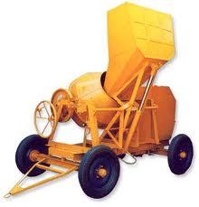 concrete mixer mach