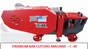 Premium Bar Cutting C40