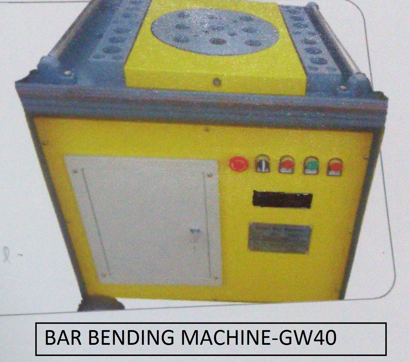 Bar Bending Machine GW40A