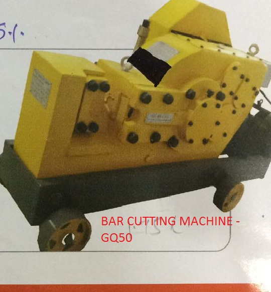 Bar Cutting Machine GQ50